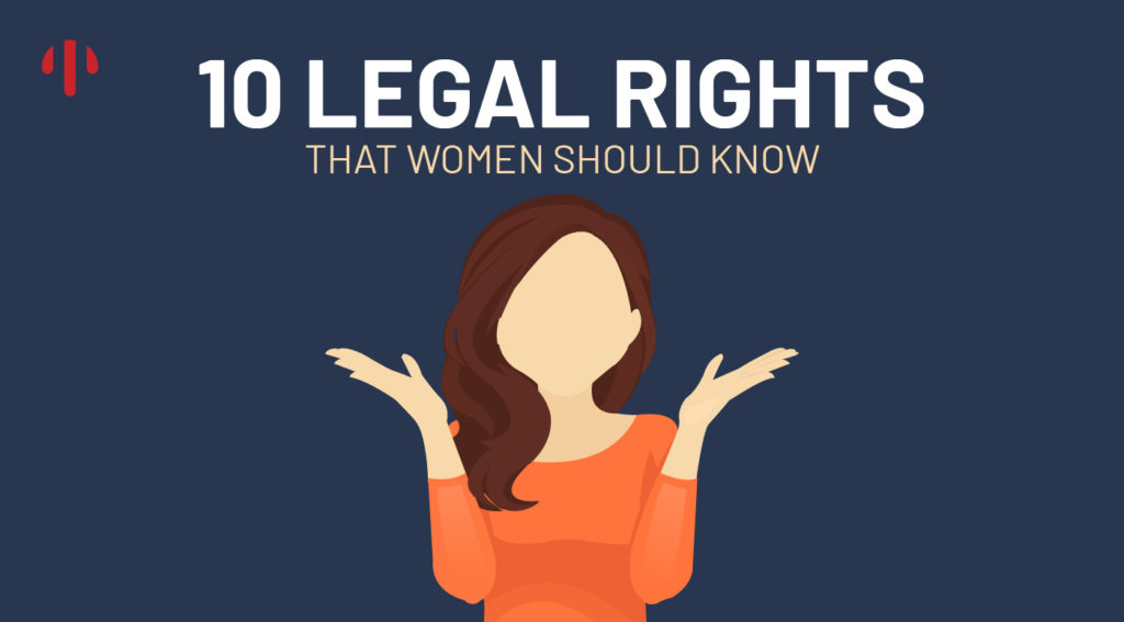legal rights that women should know