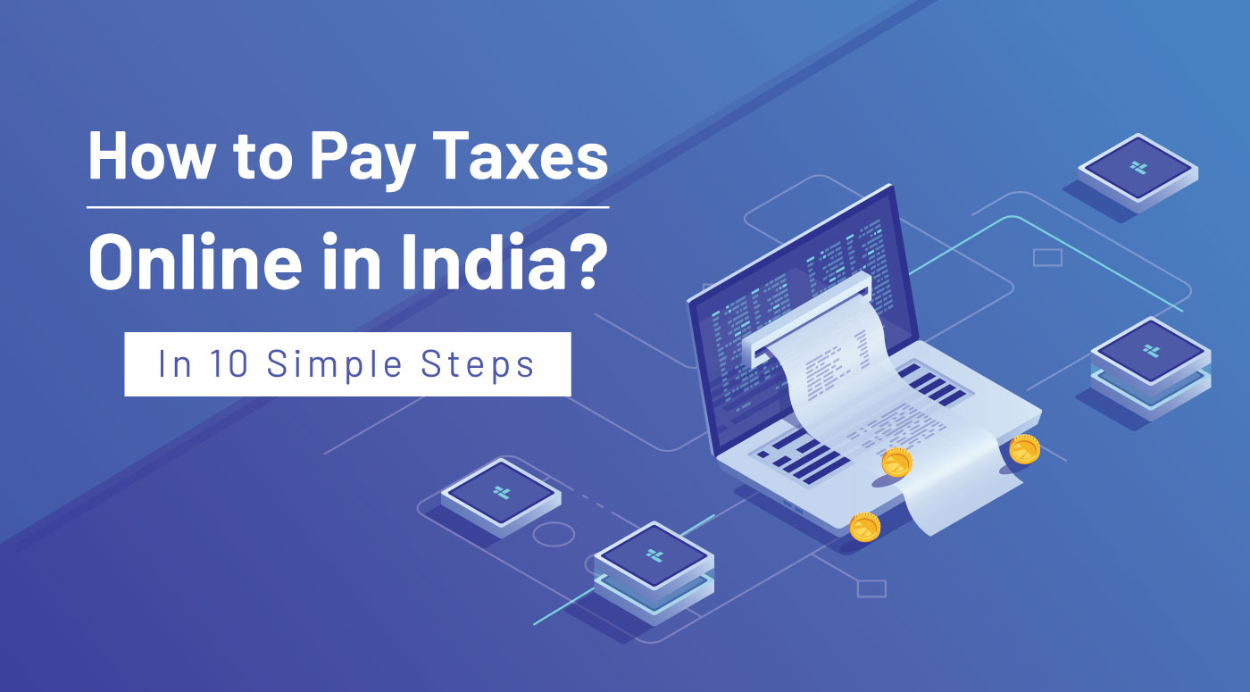 online tax payment in India