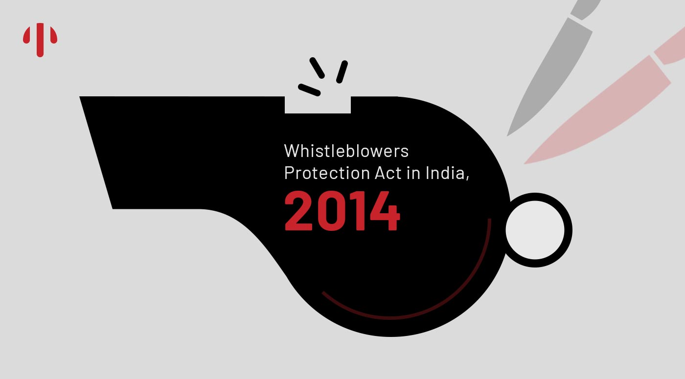Whistleblower act in India