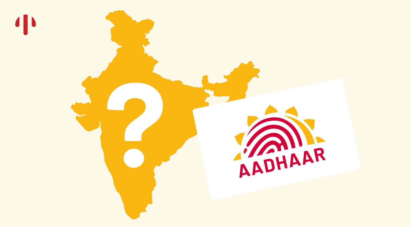 Why does India need Aadhar Card