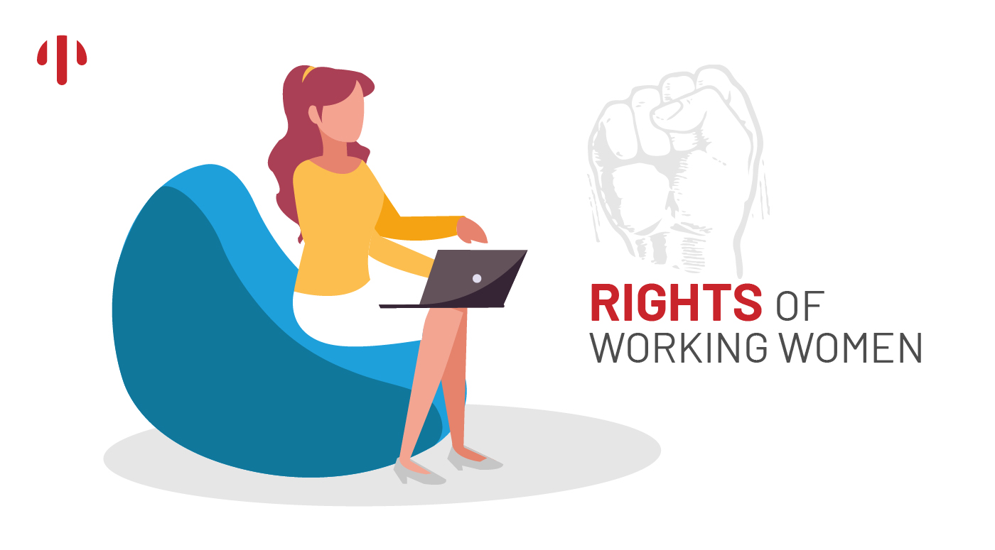 rights of working women in india