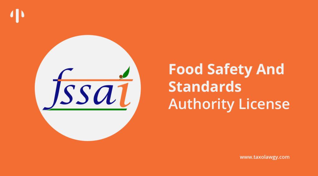 FSSAI Online Registration