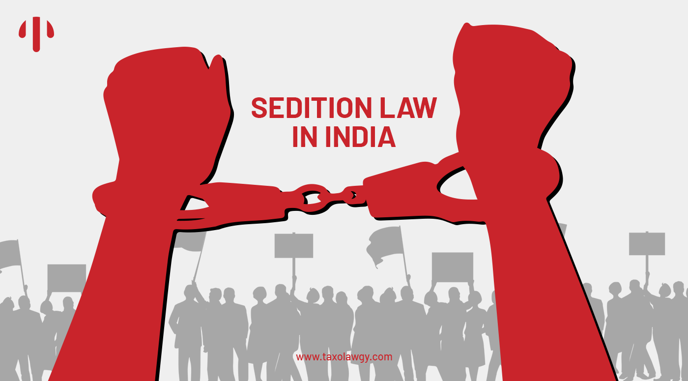 Sedition law in India