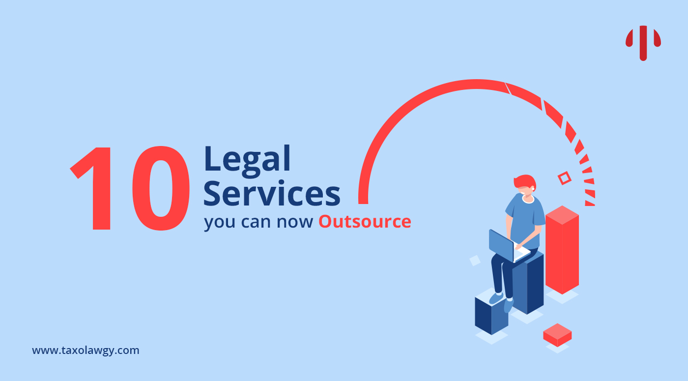 Legal Services to Outsource