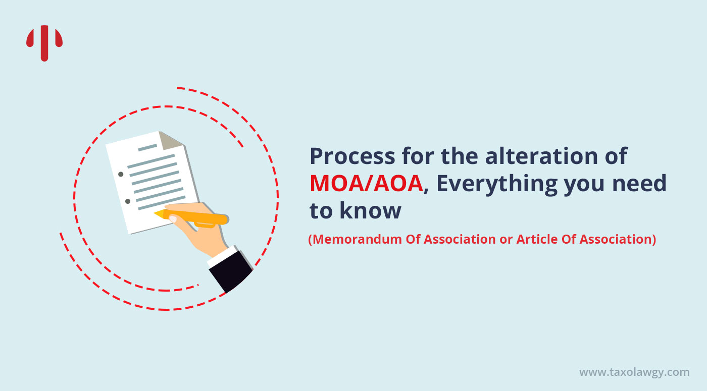 Alteration of MoA/AoA