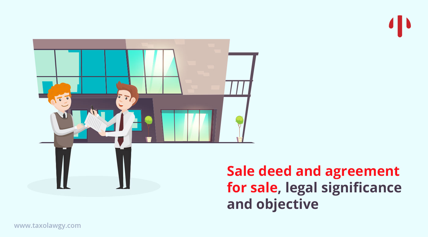 What is a Sale Deed?