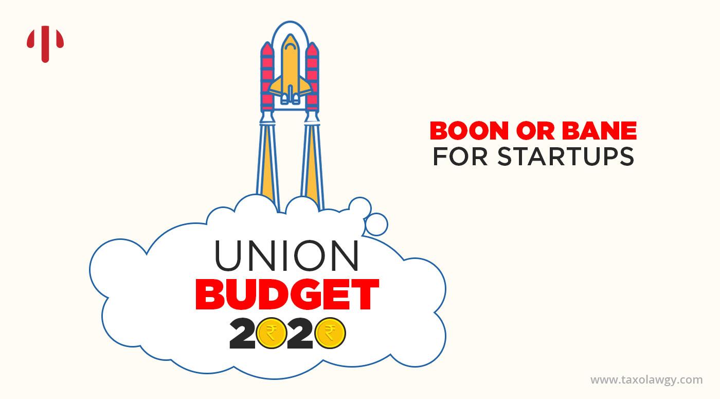 Budget 2020 for startups
