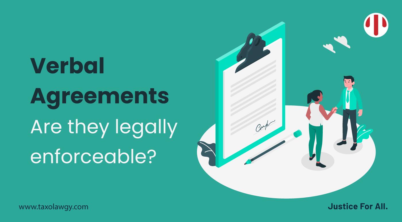 Verbal-Agreements