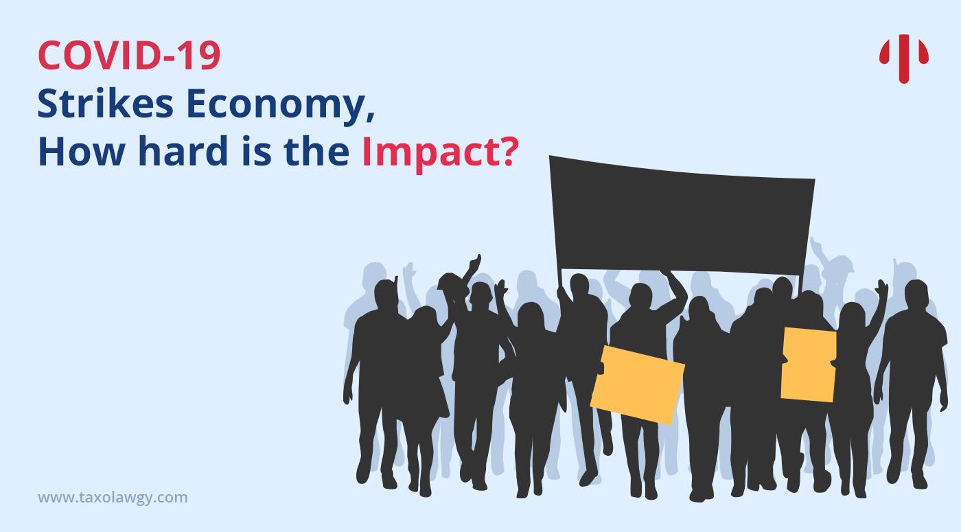 Covid-19-Strikes-Economy-in-India