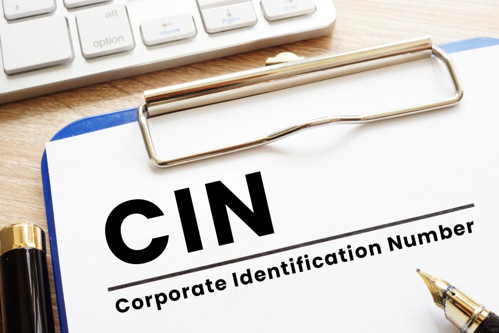 corporate identity number