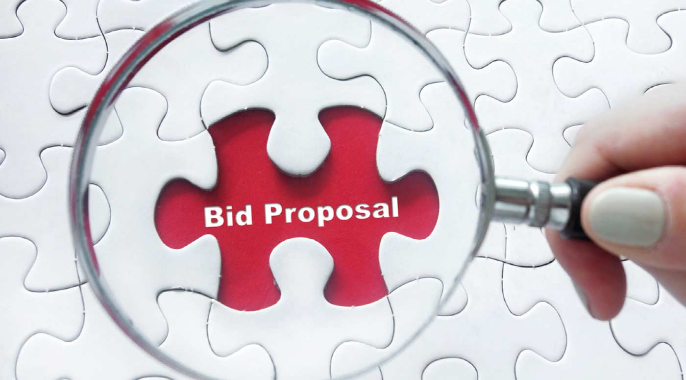Compelling Bid Proposal